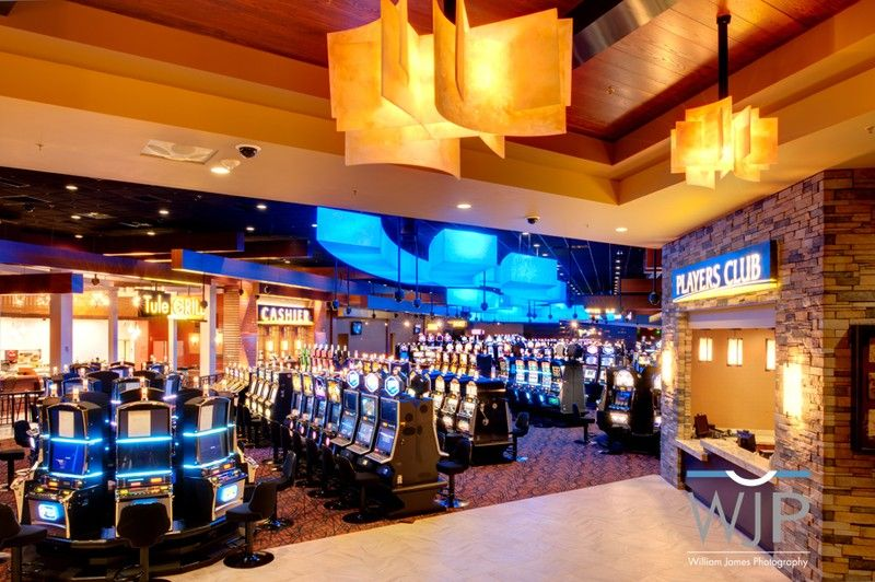 Wildhorse resort casino