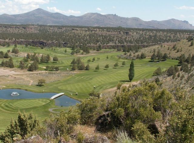 Crossings Golf Course >> Crooked River Ranch Golf Course